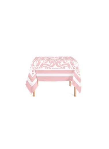 Helen George Pastel Masa Örtüsü Renkli